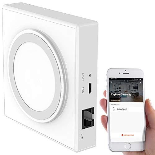 7links ZigBee-LAN-Gateway und App für kompatible Smart-Home-Geräte