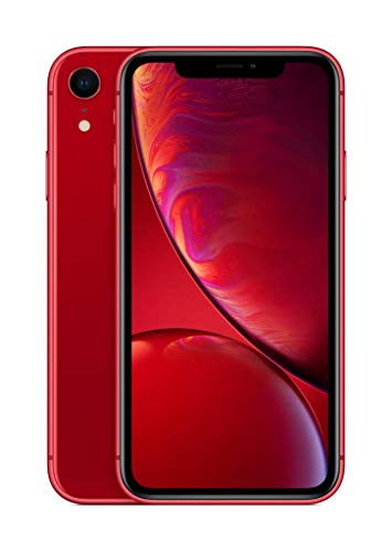 Apple iPhone XR (128GB) - (Product) RED (inklusive EarPods, Power...