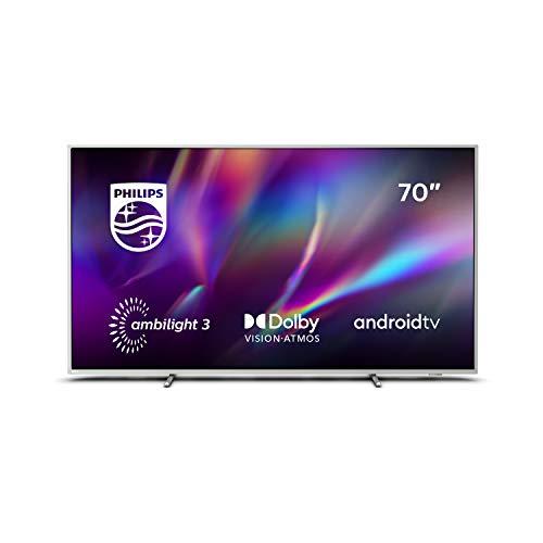 Philips TV Ambilight 70PUS8505/12 70-Zoll LED TV (4K UHD, P5 Perfect...