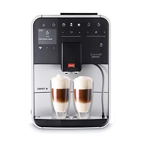 Melitta Caffeo Barista T Smart F831-101, Kaffeevollautomat,...