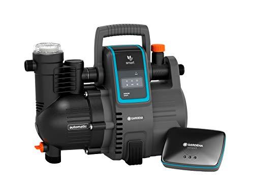 Gardena smart Pressure Pump Set: Hauswasserautomat via App / Tablet...