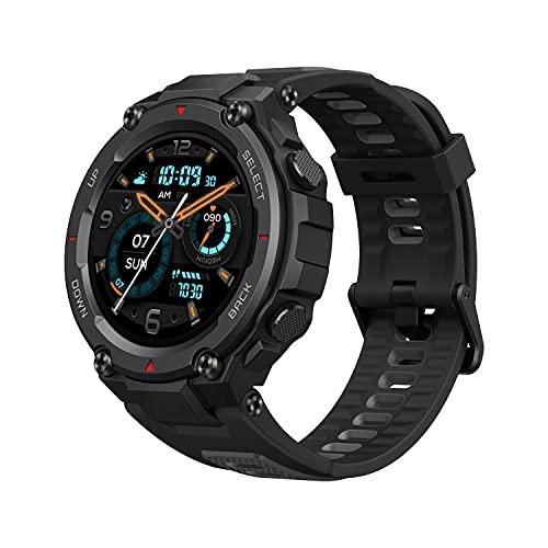 Amazfit T Rex Pro Smartwatch mit GPS, 1,3 Zoll AMOLED Display Sportuhr...