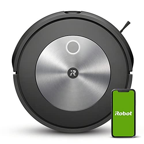 iRobot® Roomba® j7 WLAN-fähiger Saugroboter mit Kartierung und mit...