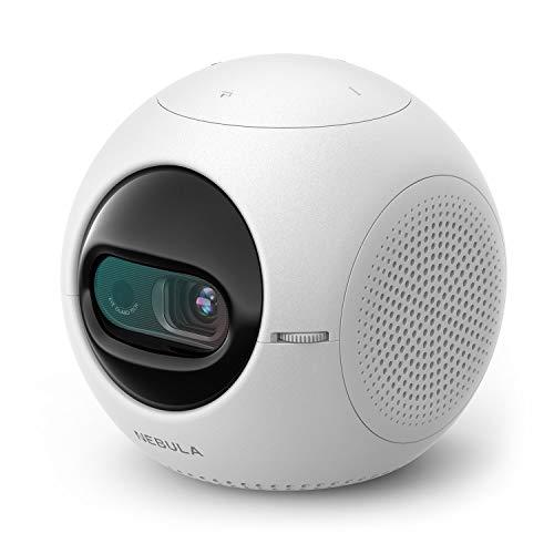 NEBULA Astro Mini-Beamer, Kleiner Projektor, ideal für Kinder, mit...
