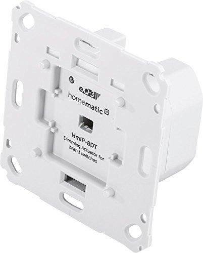 Homematic IP Smart Home Dimmaktor für Markenschalter –...