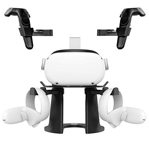 KIWI design VR Headset Ständer, Headset Displayhalter und Controller...