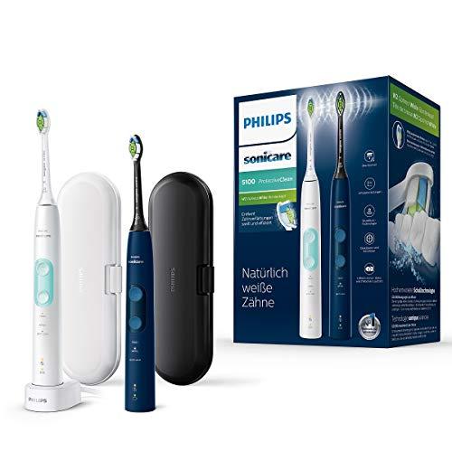 Philips Sonicare ProtectiveClean 5100 elektrische Zahnbürste...