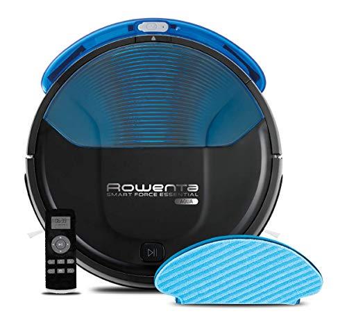 Rowenta RR6971 Smart Force Essential Aqua Saug- und Wischroboter, 2in1...