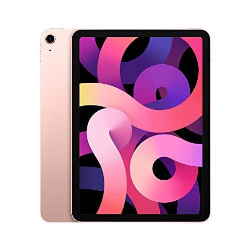 2020 Apple iPadAir (10,9', Wi-Fi, 64GB) - Roségold (4....