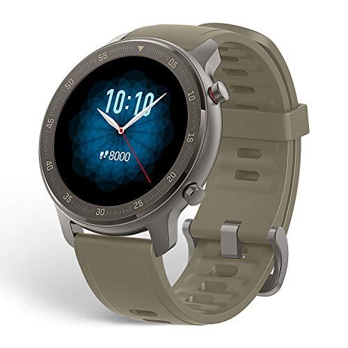 Amazfit Men's GTR Smartwatch, Titanium