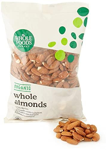 Whole Foods Market - Mandeln aus biologischer Landwirtschaft, 500 g