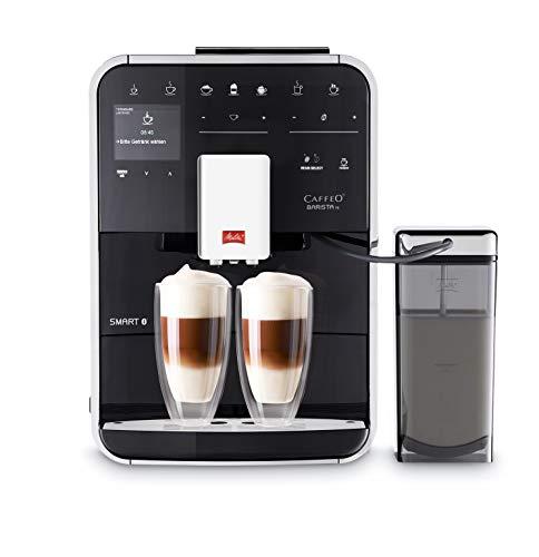 Melitta Caffeo Barista TS Smart F850-102, Kaffeevollautomat mit...