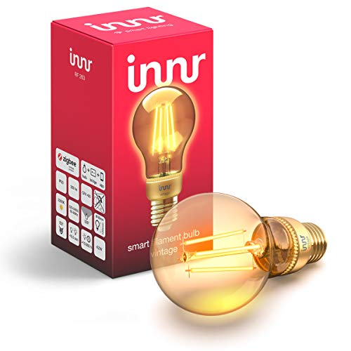 Innr Smart LED E27 Lampe filament vintage RF263 Z3.0