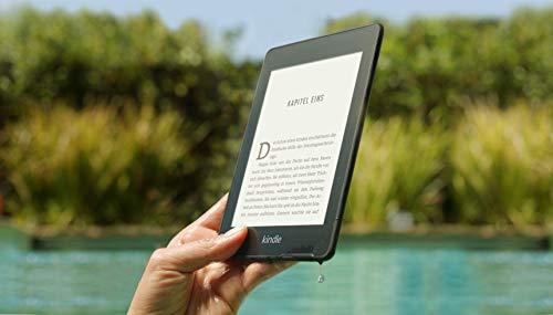 Kindle Paperwhite, wasserfest, 6Zoll (15cm) großes...