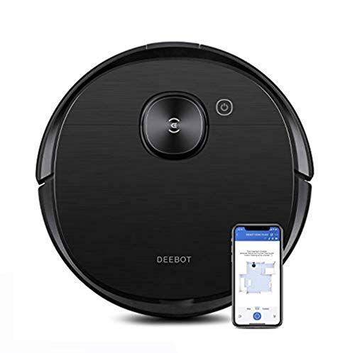 ECOVACS DEEBOT OZMO T8 AIVI Saugroboter mit Wischfunktion (2in1),...