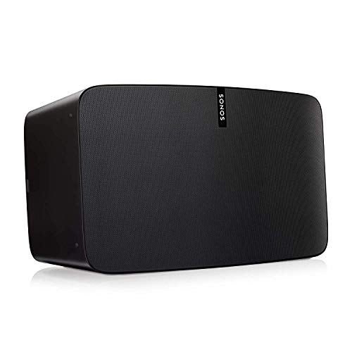 Sonos Play:5 WLAN Speaker (Kraftvoller WLAN Lautsprecher mit bestem,...