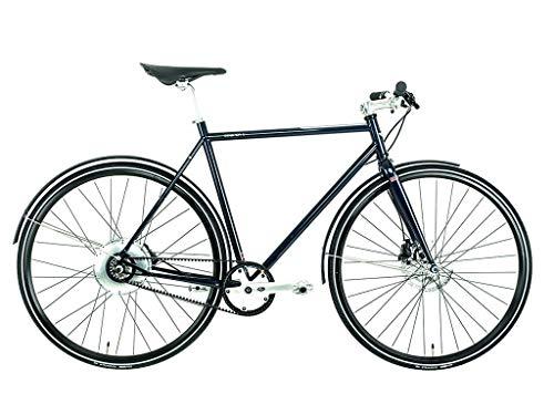 Cooper E-Bike (Pedelec, Elektrofahrrad mit Riemenantrieb,...