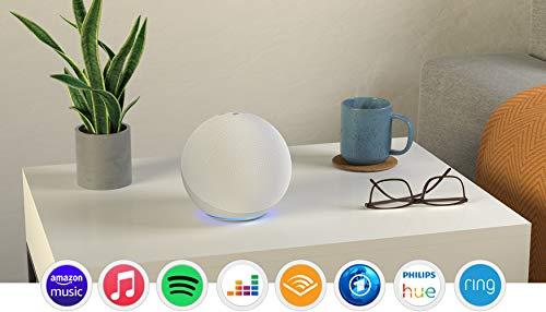 Echo (4. Generation)   Mit herausragendem Klang, Smart Home-Hub und...