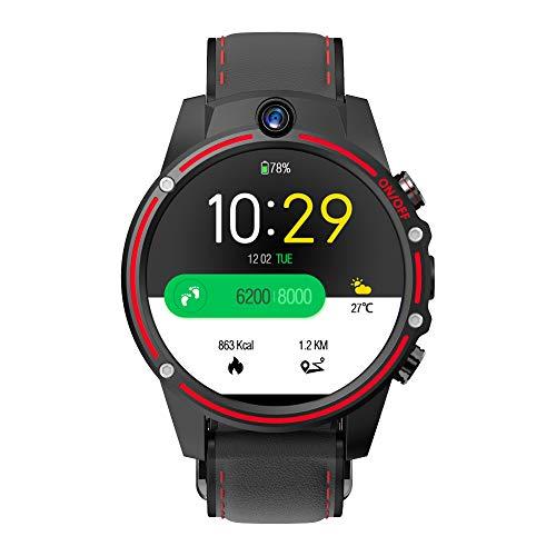 Kospet Vision 4G Dual Kamera Smart Watch Phone Smart Sportuhr 1,6 Zoll...