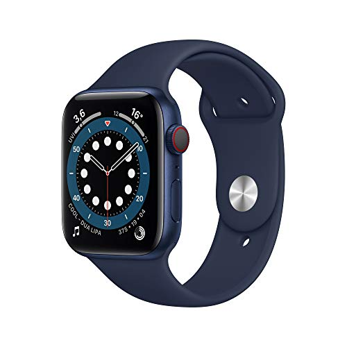AppleWatch Series6 (GPS+ Cellular, 44mm) Aluminiumgehäuse...
