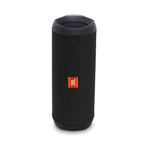JBL Flip 4 Bluetooth Box in Schwarz – Wasserdichter, tragbarer...
