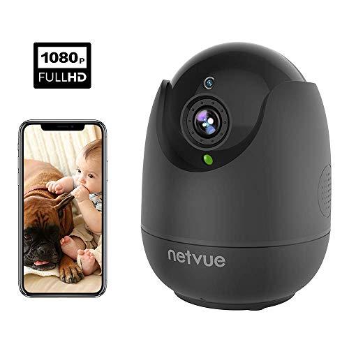 NETVUE IP Kamera Indoor WLAN Überwachungskamera Innen WLAN Handy...