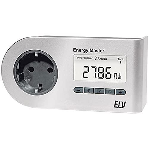 ELV Energy Master Profi Energiekosten-Messgerät