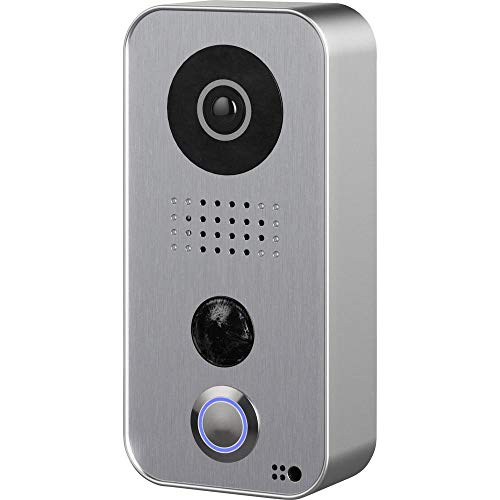 IP-Video-Türsprechanlage D101S und Klingel-Kit - Doorbird