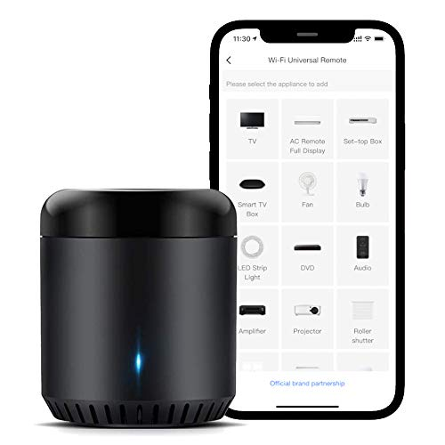 Broadlink - RM Mini 3 - Smart Home Hub, Intelligente...