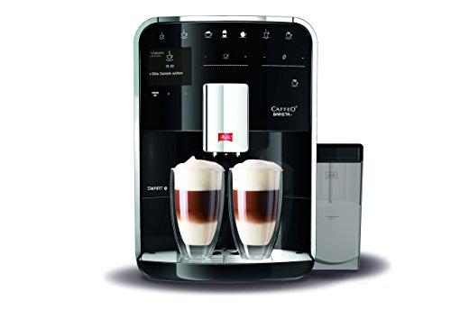 Melitta Caffeo Barista T Smart F830-102, Kaffeevollautomat mit...