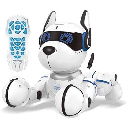 Lexibook DOG01 Power Puppy-My Programmable Smart Dog-Programmierbarer...