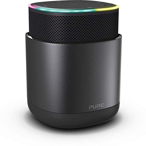 Pure DiscovR Smart Home Wireless Lautsprecher mit...