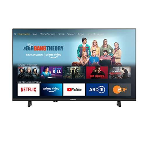 Grundig Vision 6 - Fire TV (40 VAE 60) 101 cm (40 Zoll) Fernseher...