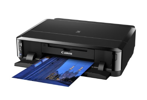 Canon PIXMA iP7250 Drucker Farbtintenstrahl DIN A4 (Fotodrucker, WLAN,...