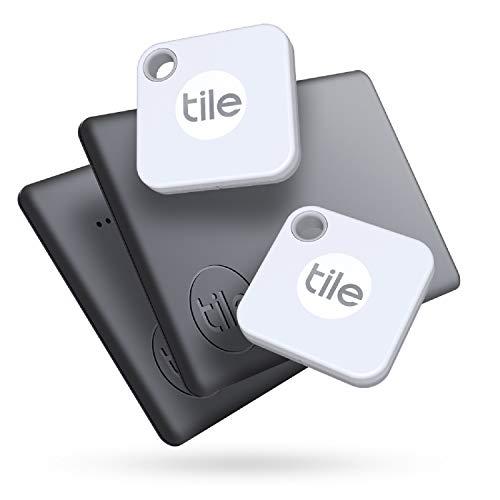 Tile Mate + Slim Combo (2020) Schlüsselfinder - inkl. Community...