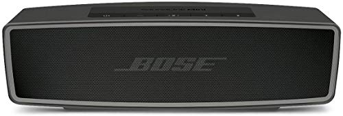 Bose SoundLink Mini Bluetooth Lautsprecher II carbon
