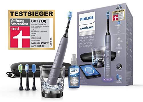 Philips Sonicare DiamondClean Smart Schallzahnbürste HX9924/43 mit 5...
