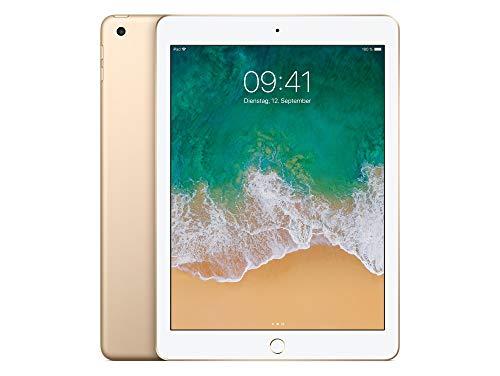Apple iPad, 9,7' mit Wifi, 32 GB, 2017, Gold