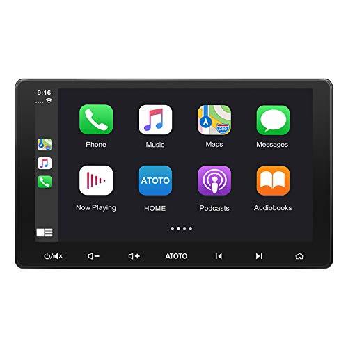 ATOTO F7 SE Autoradio, Android Auto & CarPlay-Verbindung,Bluetooth...