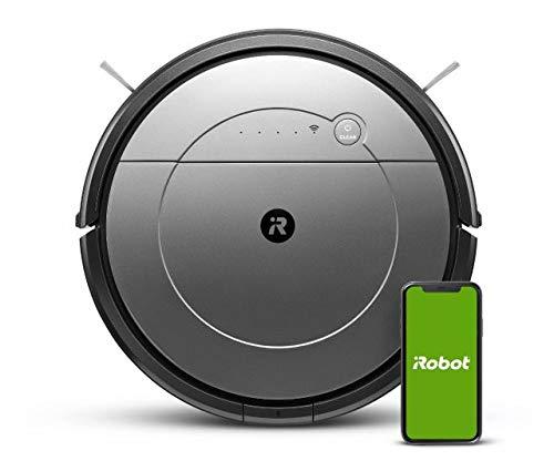 iRobot Roomba Combo-Saug-Wischroboter Über WLAN verbundener...