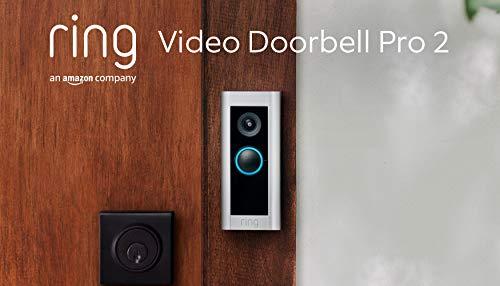 Wir stellen vor: Ring Video Doorbell Pro 2 von Amazon,...