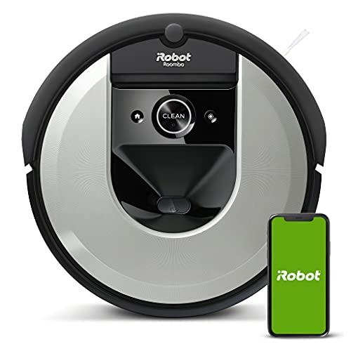 iRobot Roomba i7 (i7156) WLAN-fähiger Saugroboter, Zwei...
