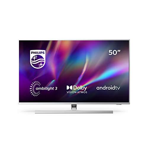 Philips Ambilight 50PUS8505/12 50-Zoll LED TV (4K UHD, P5 Perfect...