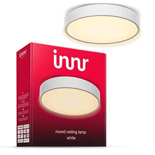 Innr Smart LED Round Ceiling Light, Deckenleuchte, kompatibel mit...