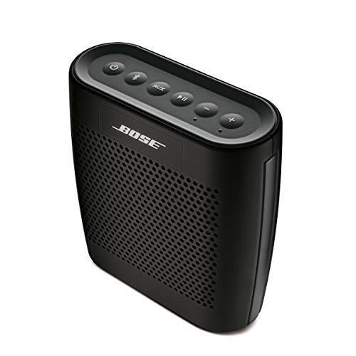 Bose ® SoundLink Colour Bluetooth Lautsprecher schwarz
