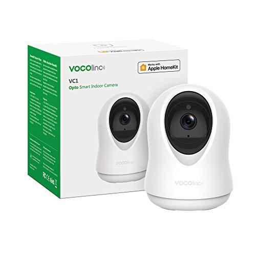 VOCOlinc HomeKit NUR 1080p WLAN IP Kamera WiFi Innen...
