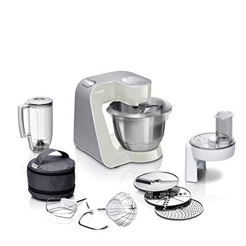 Bosch MUM5 CreationLine Küchenmaschine MUM58L20, Testsieger,...