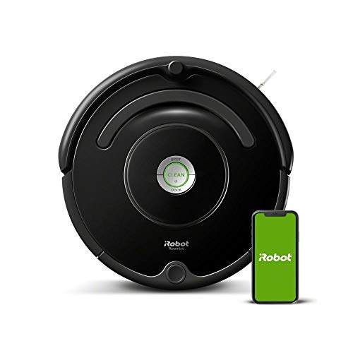 iRobot Roomba 671 WLAN Saugroboter, Dirt Detect Technologie,...