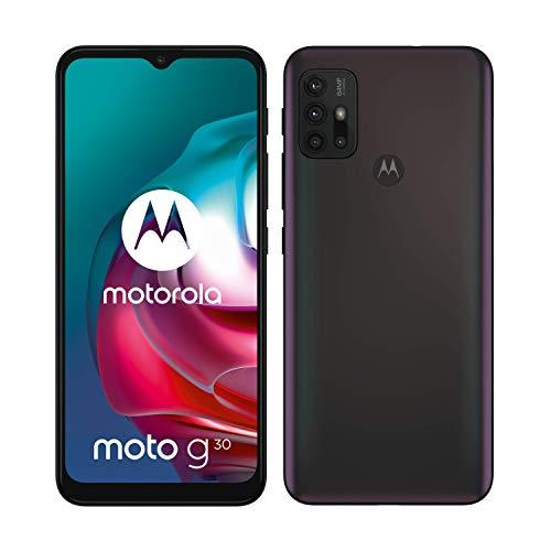 "Motorola moto g30 (6,5""-Display, 64-MP-Kamera, 6/128 GB, 5000 mAh,..."