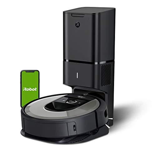 iRobot Roomba i7+ (i7556) Saugroboter, automatische Absaugstation,...